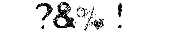 skirules-Sans2 Expanded Medium Font OTHER CHARS
