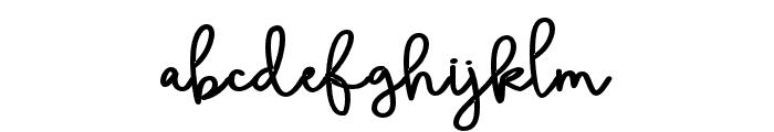 skolatekablod-monoline Font LOWERCASE