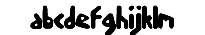 skoodle Font UPPERCASE