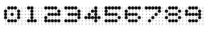 Skannerz Regular Font OTHER CHARS