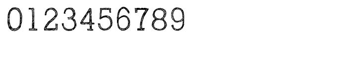 Sketch Block Light Font OTHER CHARS