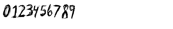 Skribler Regular Font OTHER CHARS