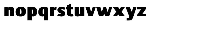 Sky Sans Black Font LOWERCASE