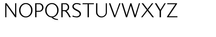 Sky Sans Book SC Font UPPERCASE