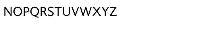 Sky Sans Book SC Font LOWERCASE