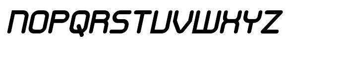 Sky Wing Medium Italic Font UPPERCASE