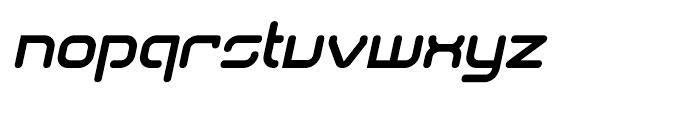 Sky Wing Medium Italic Font LOWERCASE