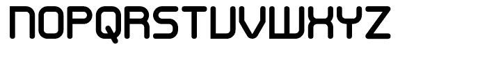 Sky Wing Medium Font UPPERCASE