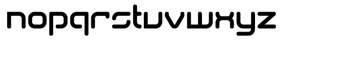 Sky Wing Medium Font LOWERCASE