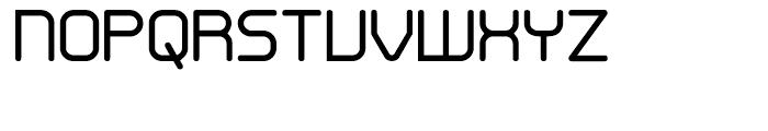 Sky Wing Regular Font UPPERCASE