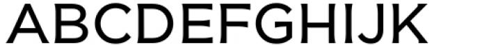 SK Asya Medium Font UPPERCASE