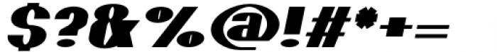 Skaklia Italic Font OTHER CHARS