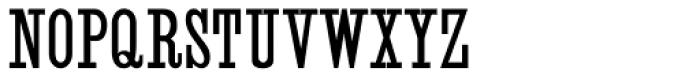 Skeleton Antique Light Font UPPERCASE