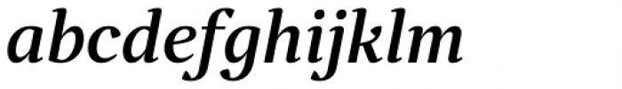 Skema Pro Display Medium Italic Font LOWERCASE