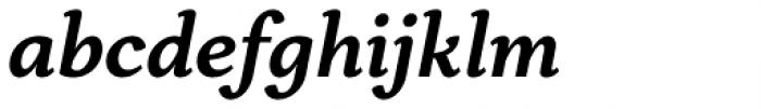 Skema Pro Livro Semi Bold Italic Font LOWERCASE