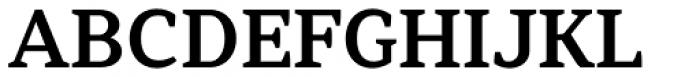 Skema Pro News Semi Bold Font UPPERCASE
