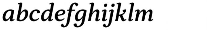 Skema Pro Omni Medium Italic Font LOWERCASE