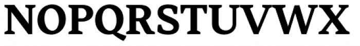 Skema Pro Text Bold Font UPPERCASE
