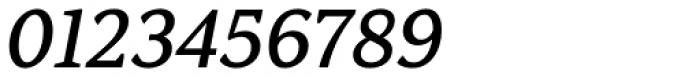 Skema Pro Text Medium Italic Font OTHER CHARS