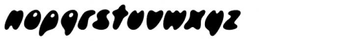 Skidoos D Font LOWERCASE