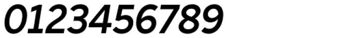 Skie Semi Bold Italic Font OTHER CHARS