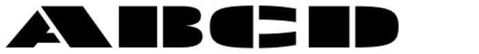 Skol ExtraBlack Font UPPERCASE