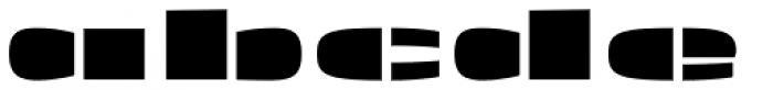 Skol ExtraBlack Font LOWERCASE