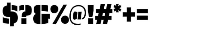 Skol Light Font OTHER CHARS