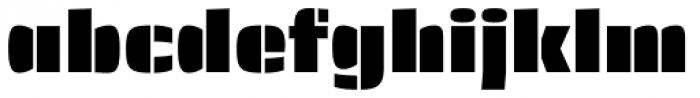 Skol Light Font LOWERCASE