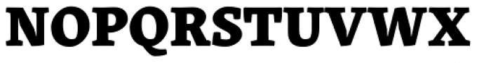 Skolar Latin ExtraBold Font UPPERCASE