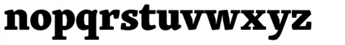 Skolar Latin ExtraBold Font LOWERCASE