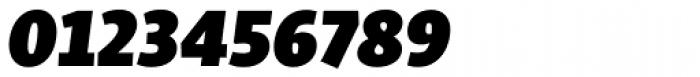 Skolar Sans Latn Black Italic Font OTHER CHARS