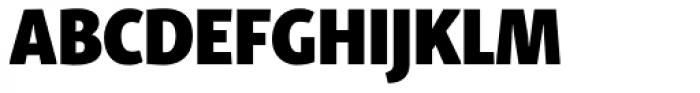 Skolar Sans Latn Compressed Bl Font UPPERCASE