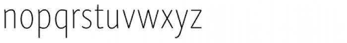 Skolar Sans Latn Compressed Th Font LOWERCASE