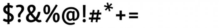 Skolar Sans Latn Condensed Sb Font OTHER CHARS