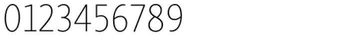 Skolar Sans Latn Condensed Th Font OTHER CHARS