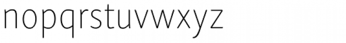 Skolar Sans Latn Condensed Th Font LOWERCASE