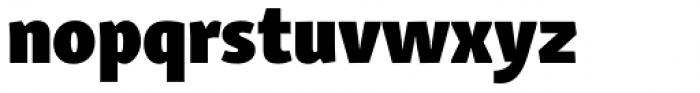 Skolar Sans PE Condensed Black Font LOWERCASE