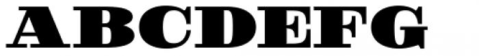 Skope Regular Font UPPERCASE