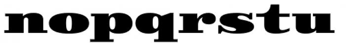 Skope Regular Font LOWERCASE
