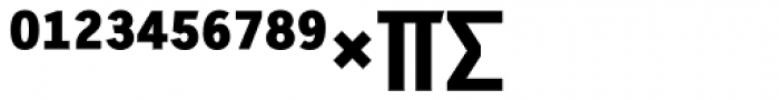 Skopex Gothic Black Caps Expert Font UPPERCASE