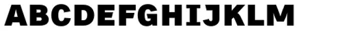 Skopex Gothic Black Caps Font LOWERCASE