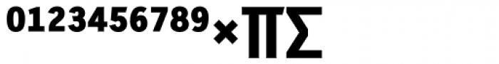 Skopex Gothic Black Expert Font UPPERCASE
