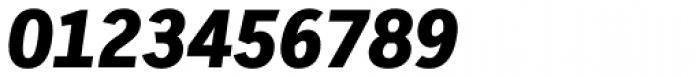 Skopex Gothic Black Italic Caps TF Font OTHER CHARS