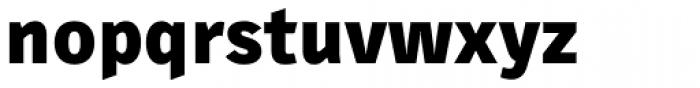 Skopex Gothic Black Font LOWERCASE