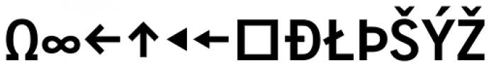 Skopex Gothic Bold Caps Expert Font UPPERCASE