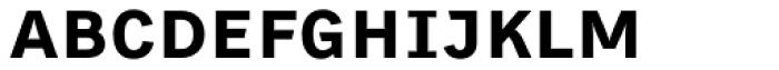 Skopex Gothic Bold Caps Font LOWERCASE