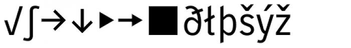 Skopex Gothic Expert Font LOWERCASE