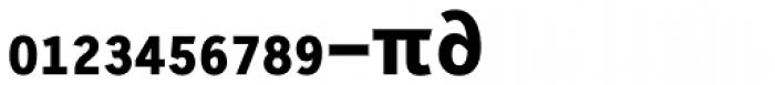 Skopex Gothic ExtraBold Caps Expert Font LOWERCASE