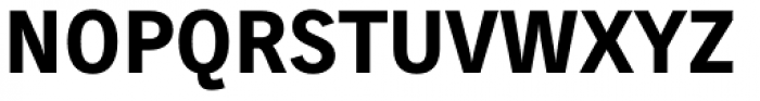 Skopex Gothic ExtraBold Caps Font UPPERCASE
